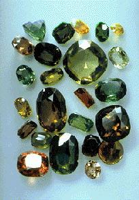 Цирконий фото камень